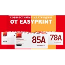 CLT-406Bk Картридж EasyPrint LS-K406 для Samsung CLP-365/CLX-3300/C410 (1500 стр.) черный, с чипом